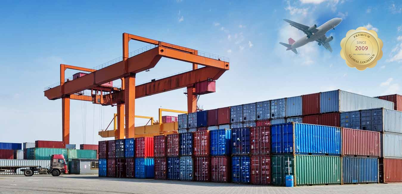 Perfect international supply chain solution